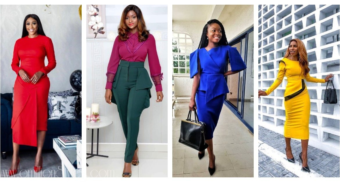 Slay That Perfect Work Wear Style, Every Time