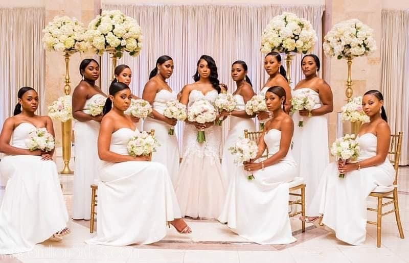 Let Your Girls Slay In Any Of These Stunning Bridesmaid Dresses