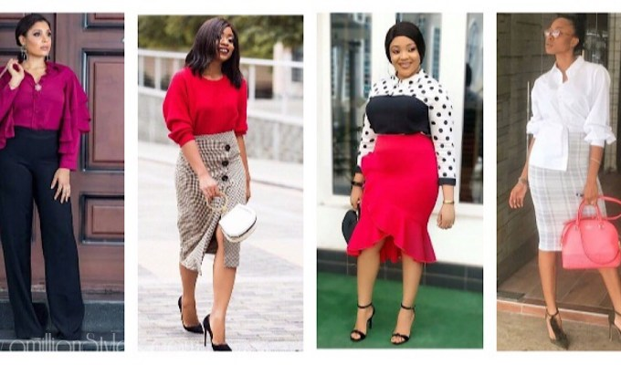 Stand Out At Work This Week Wearing Statement Pieces!