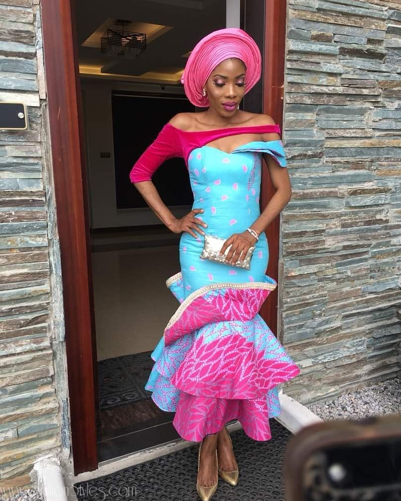 These Sumptuous Ankara Styles Will Stop Traffic!