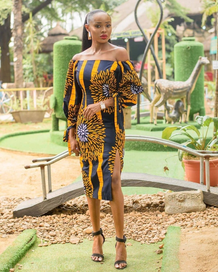 We Are Hooking You Up With Festive Season Ankara Styles  LADIES!!! CHECK OUT AWESOME ANKARA STYLES FOR REAL FASHION LOVERS ankara  prettyfaze in  mayrushonline amillionstyles