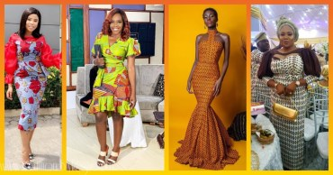 10 Stylish Ankara Dresses