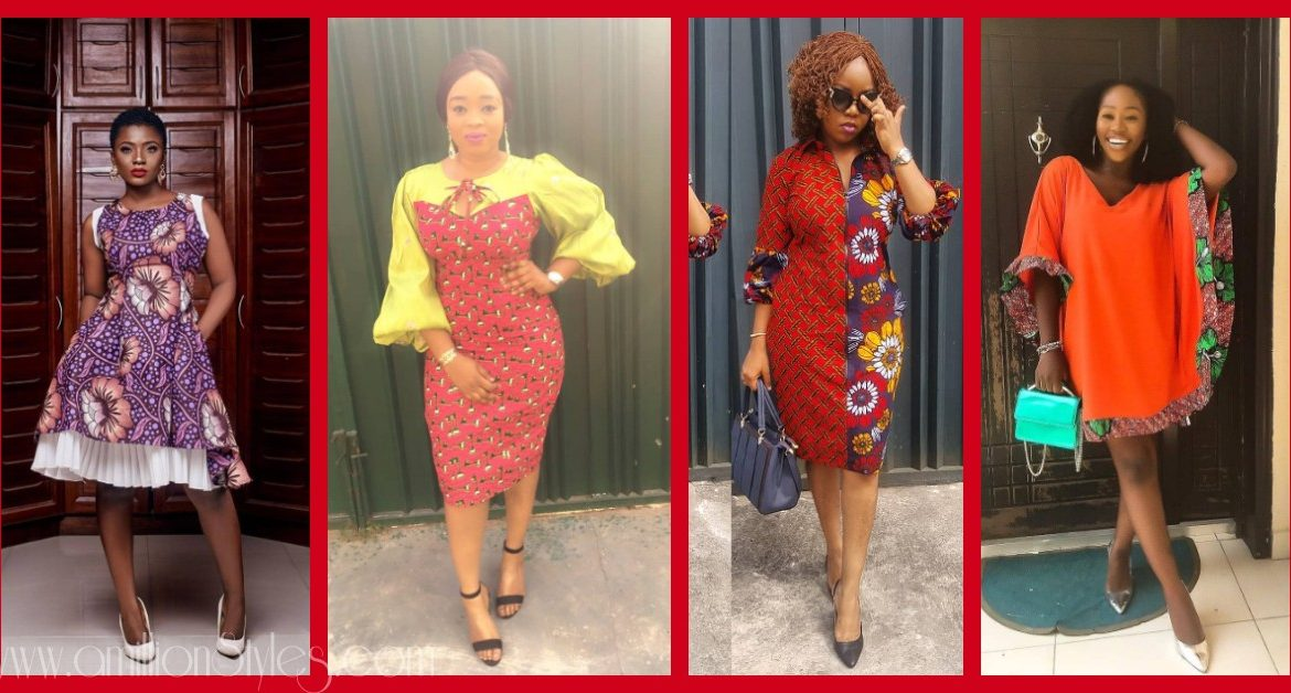 Stylish Ankara Outfits For The Upwardly Mobile Woman