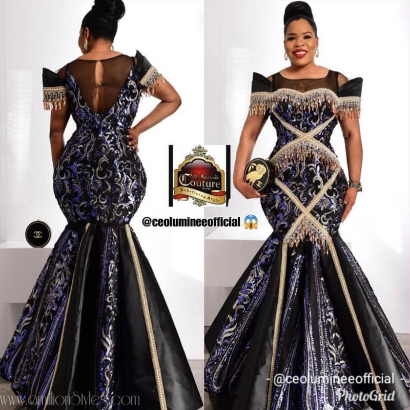 Best Asoebi Styles Of The Week December 8-13