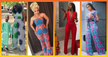 Different Jumpsuit Styles Slayed To The Teeth!