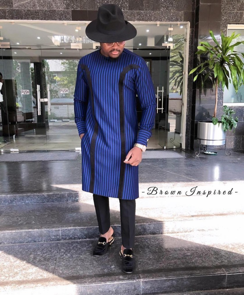 These Sweet Traditional Male Styles Will Make You Drool