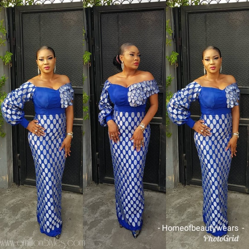 These Ankara Styles Are A Big Hit