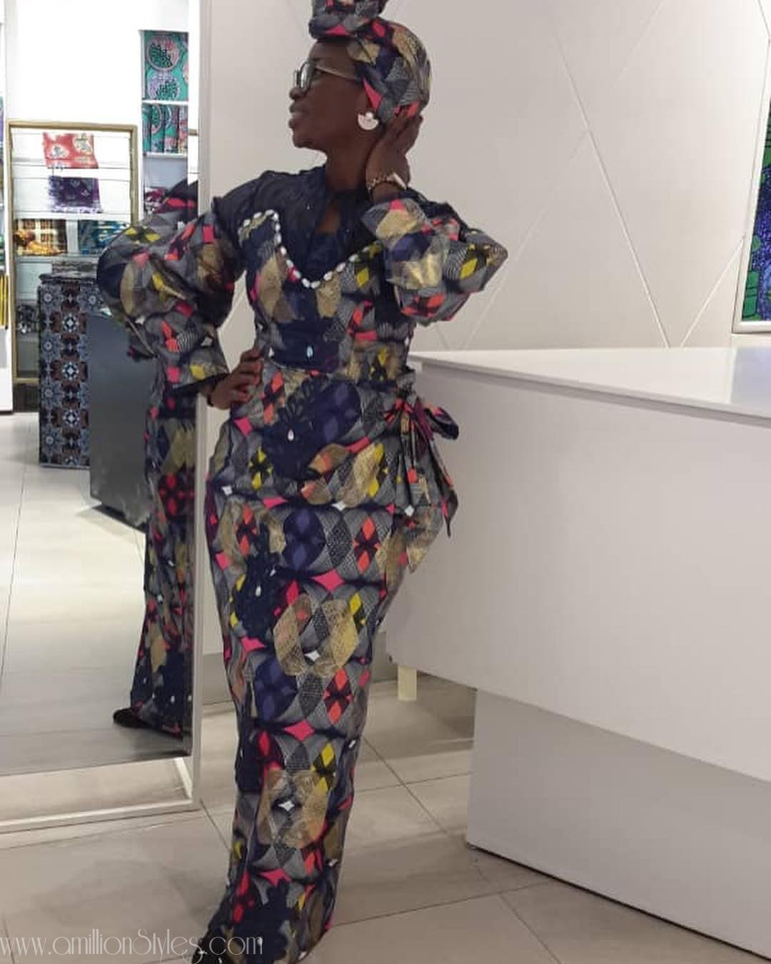 Fashionable Ankara Styles Will Always Be Trendy