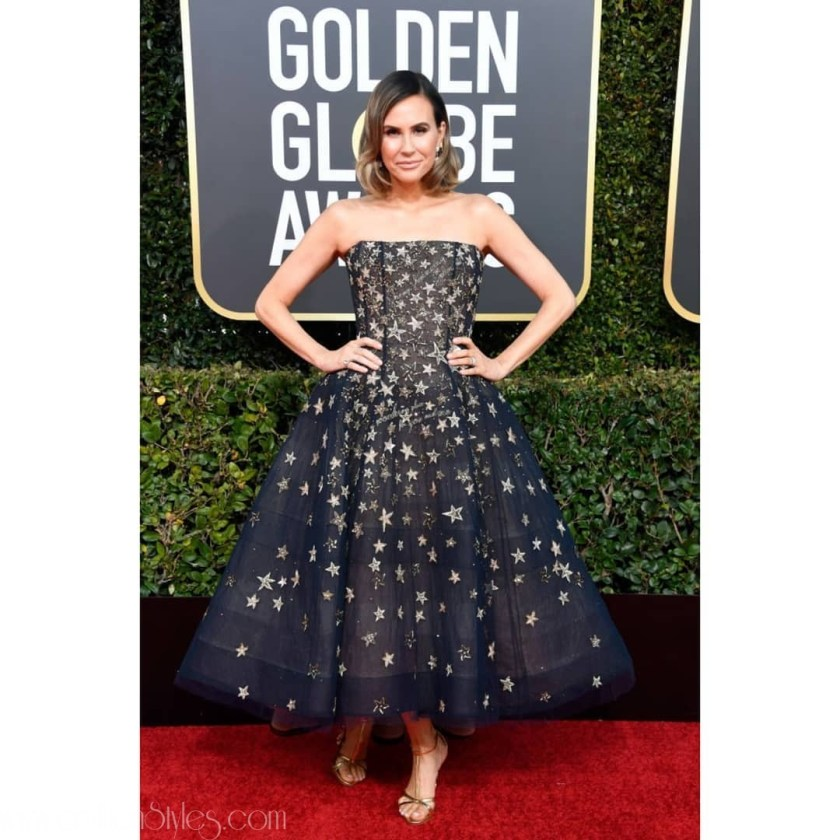 Bringing You Fashion Looks From The 2019 Golden Globe Awards