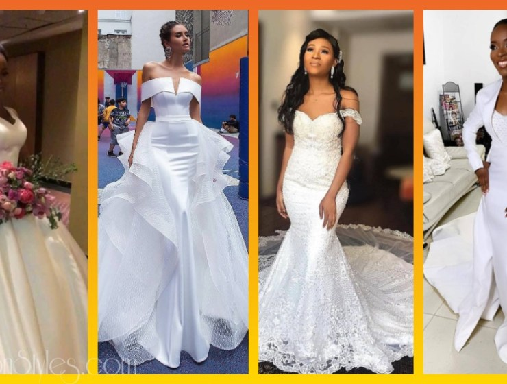 These Unique Wedding Gowns Are Fabulous!