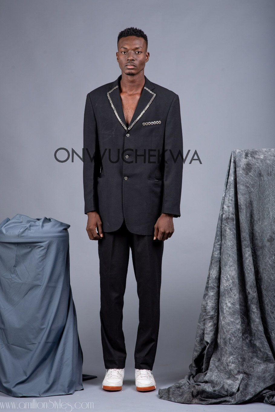 Fast Rising Menswear Brand Onwuchekwa Releases New Collection Called Monument