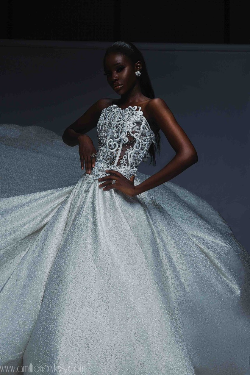 """""""De Lujo"""" is the New Bridal Collection By Zhalima Grazioni"""