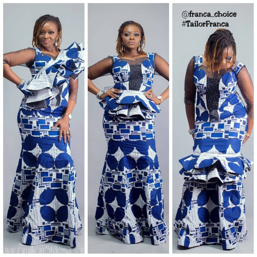 Ankara Styles Are Just The Bestest!