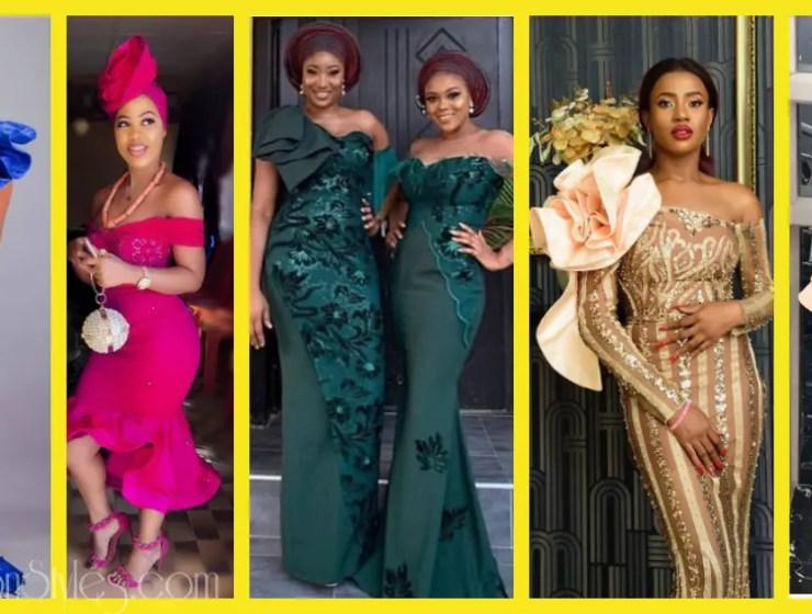 Best Asoebi Styles Of The Week February 16-22