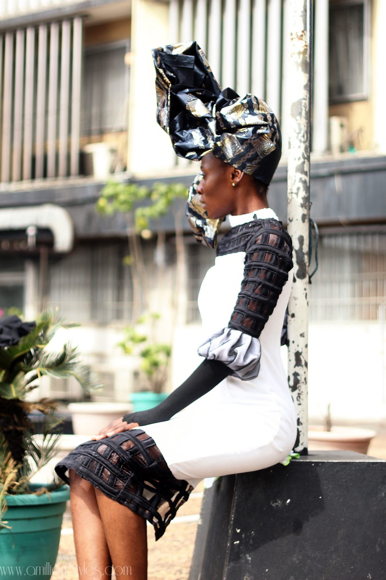 "Reme Liman Celebrates Africa's Creative & Innovative Culture With The ""Individuality"" Collection"
