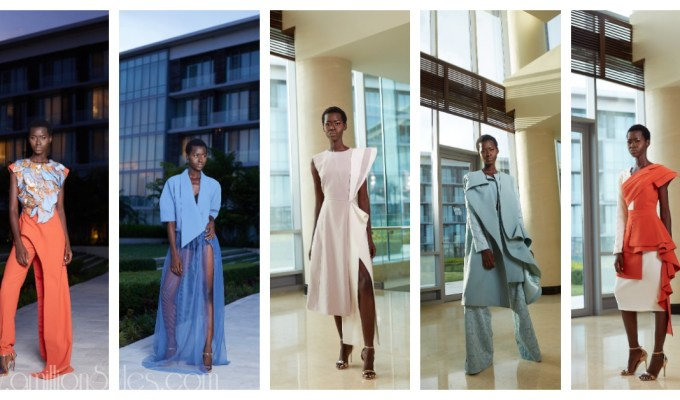 Yutee Rone's Lotus-Inspired Collection Is A Beauty To Behold