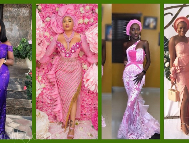 Best Lace Asoebi Styles Of The Week March 1-7
