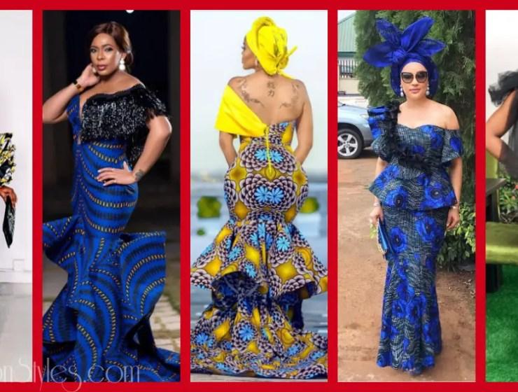 13 Chic Ankara Styles For Party