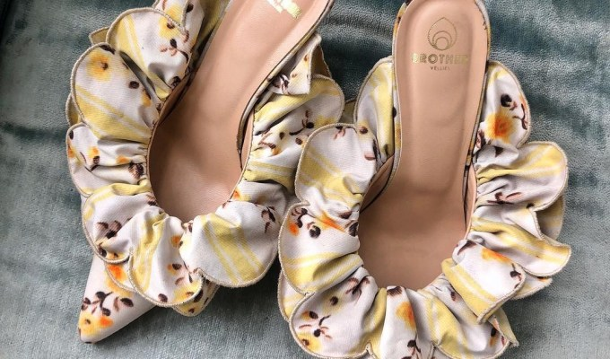 Tell Us, What Would You Wear These Brotherveillies Stell Mules With?