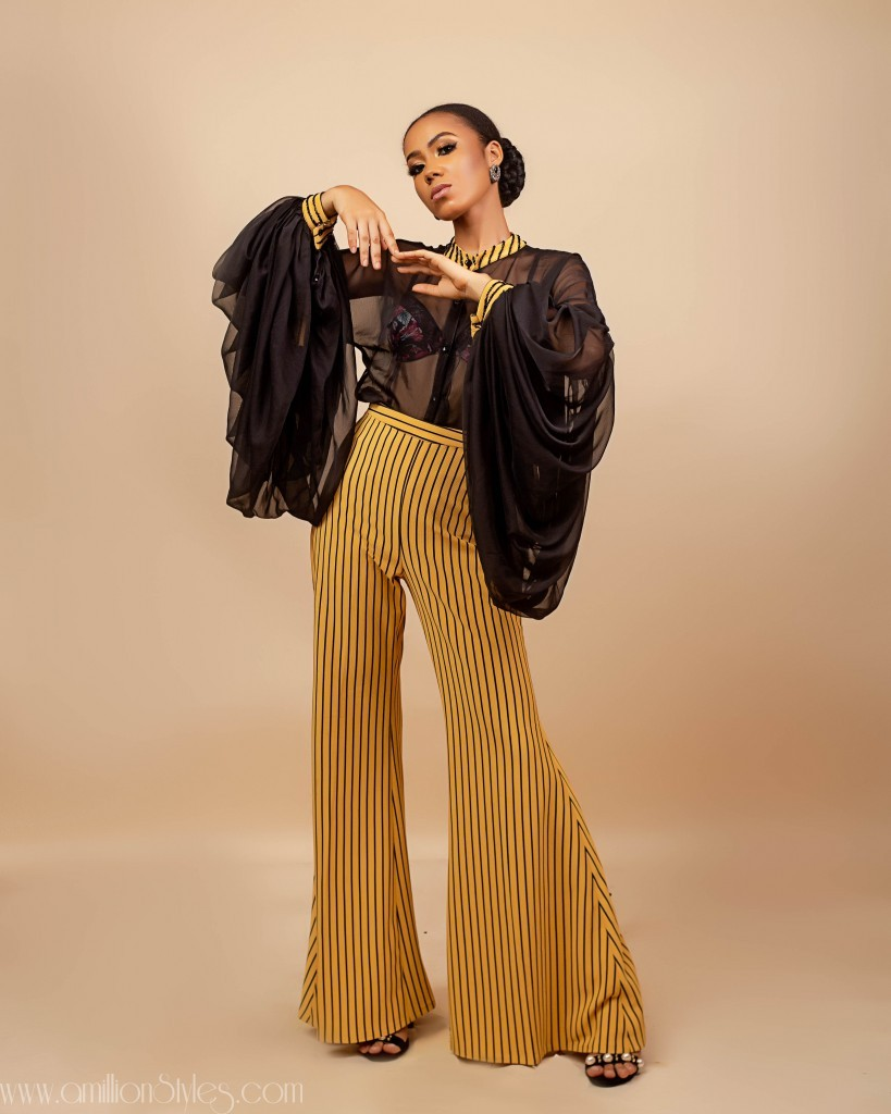 Maison de Helen With The 'Lines & Shine' 2019 Collection