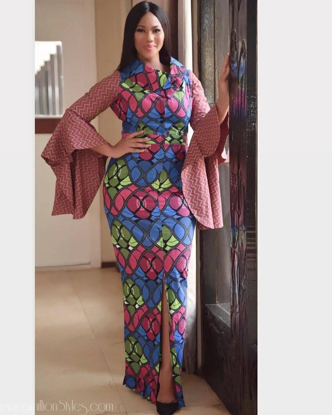 Learn 7 Ways To Mix-Match Your Ankara Fabrics