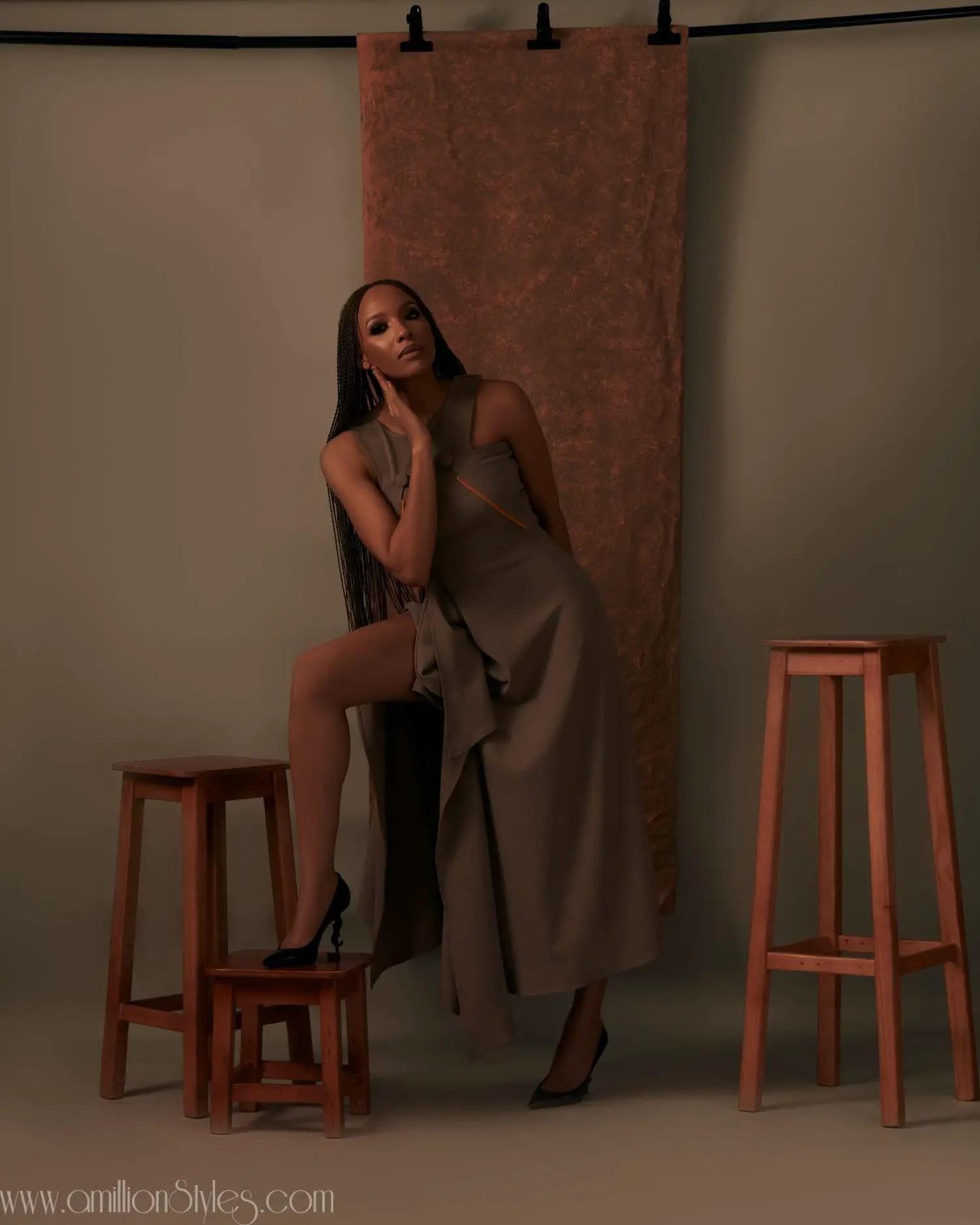 Laila Johnson-Salami Headlines Wana Sambo's New Campaign