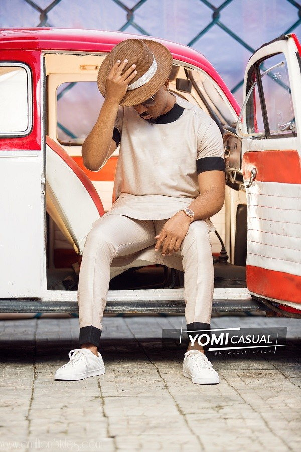 "Yomi Casual Teams Up With Pretty Mike, Releases The ""Unconventional"" Collection"