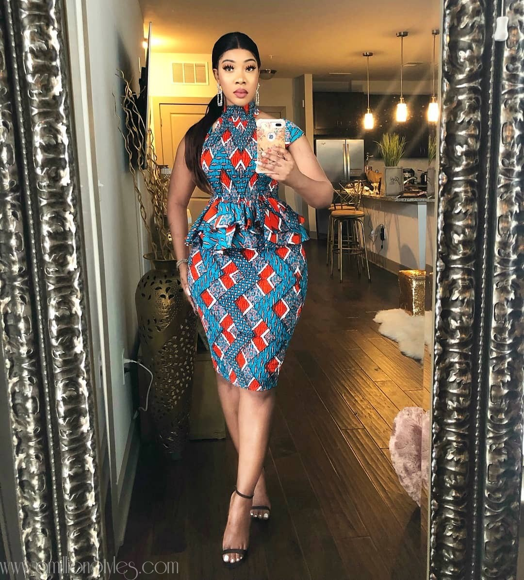 Ankara Styles Are Sweet And We've Got The Best Of Them Here