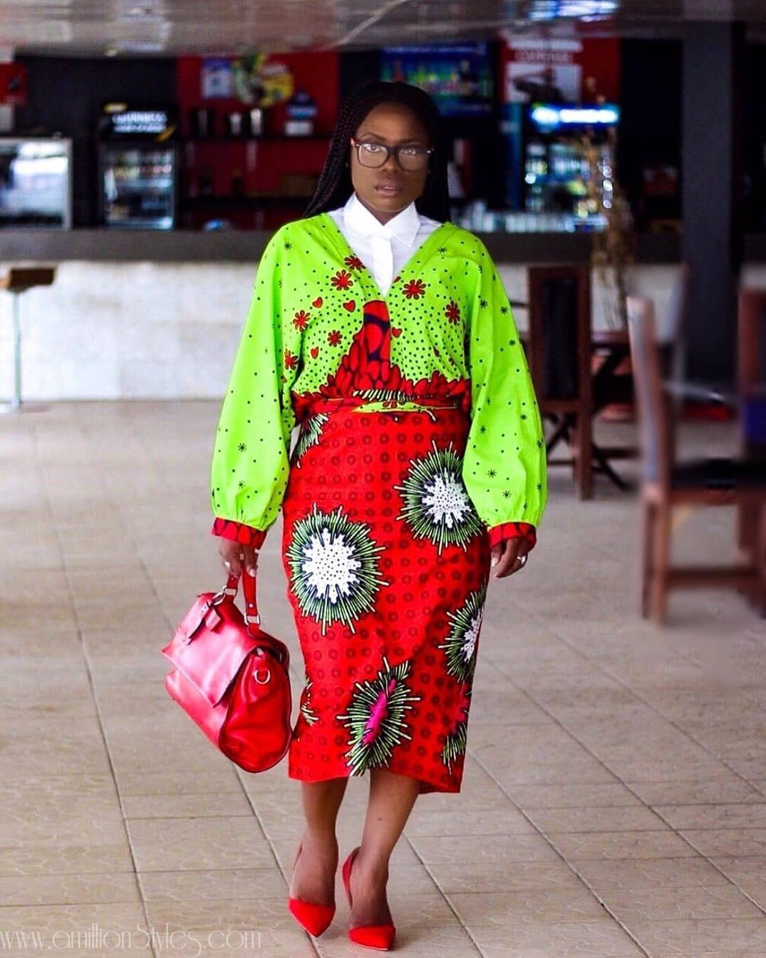 Get These 11 Ankara Styles Made...Before You Are Beaten To It!