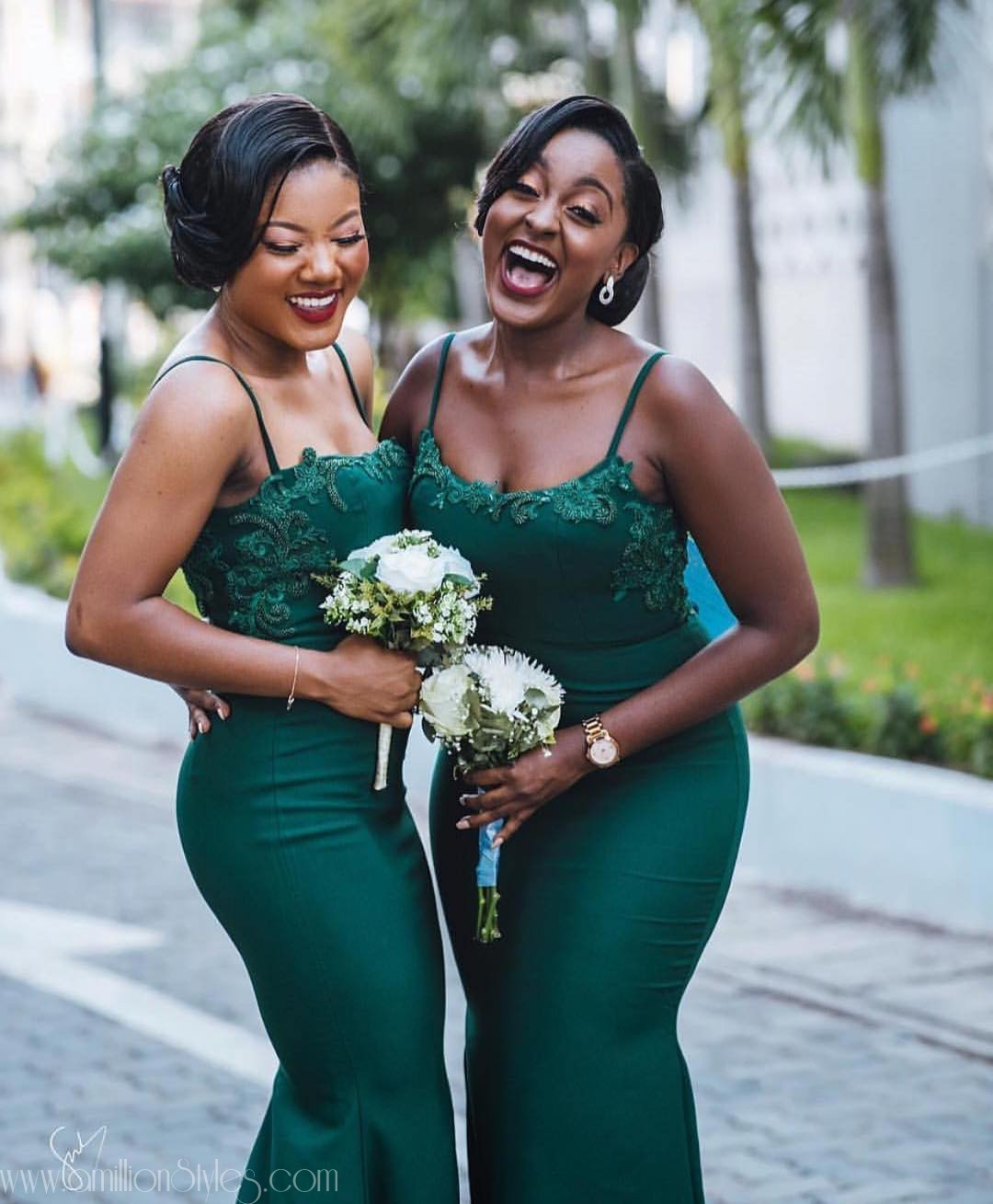 8 Bridesmaids Styles With A Twist