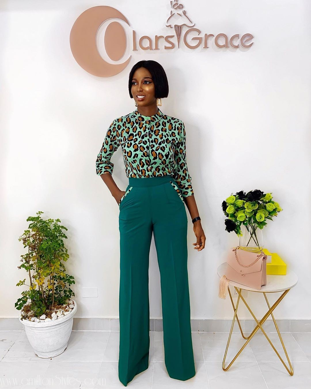 10 Savvy Chics Rocking Corporate Styles