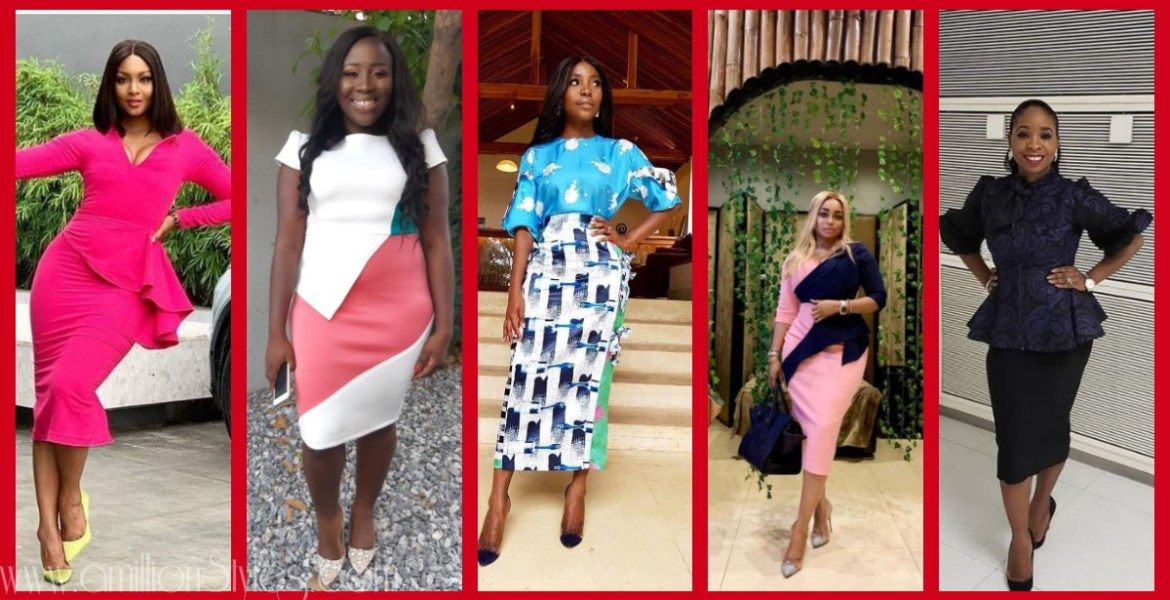 Let's Look At These Stylish Corporate Styles Perfect For A Friday