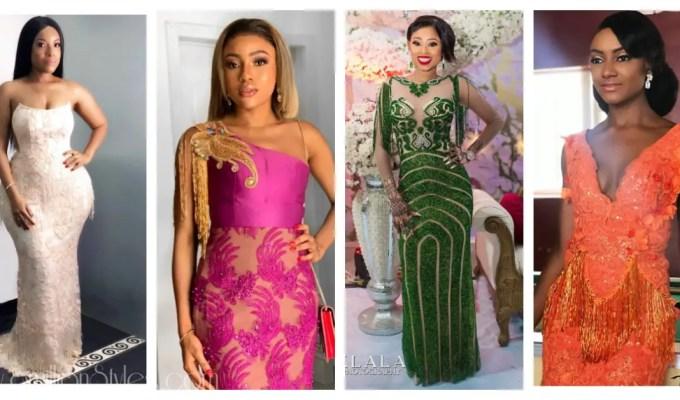 Fringe Asoebi Styles Lookbook 30