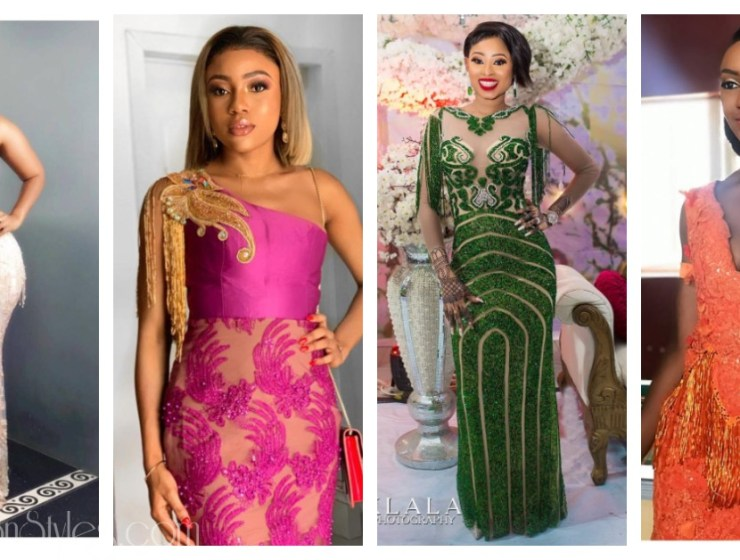 Fringe Asoebi Styles Lookbook 30