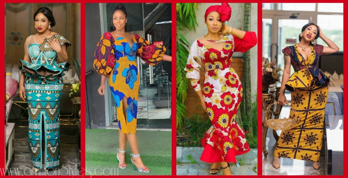 Enjoy These Luscious Ankara Styles!