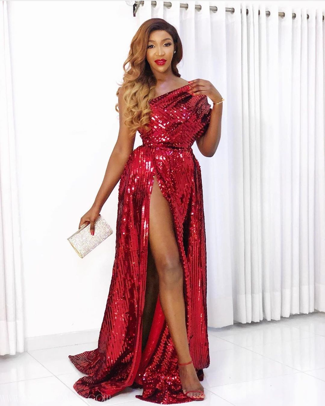 "Bling Lagosians Movie Premiere Had The Stars In ""Eko For Show"" Styles"