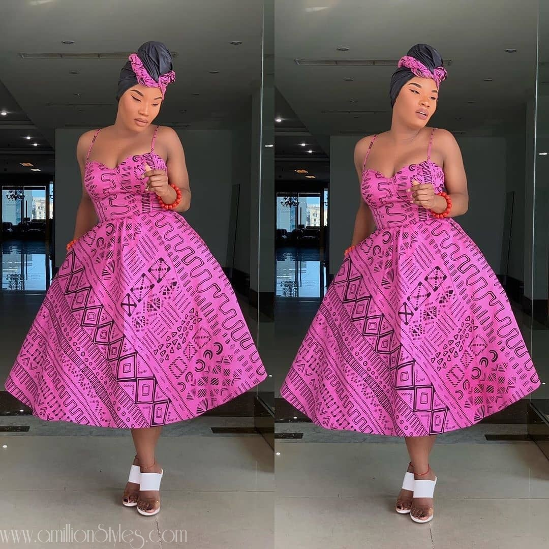 Wow Your Date In These 9 Stylish Ankara Styles Perfect For Date Night