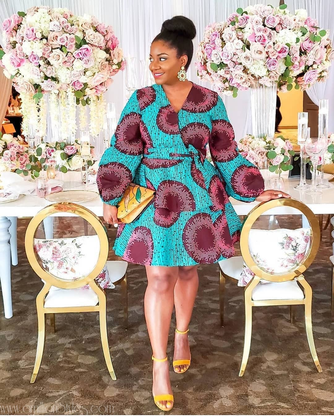 What Do We Say To The Goddess Of Ankara Styles? Definitely Today!