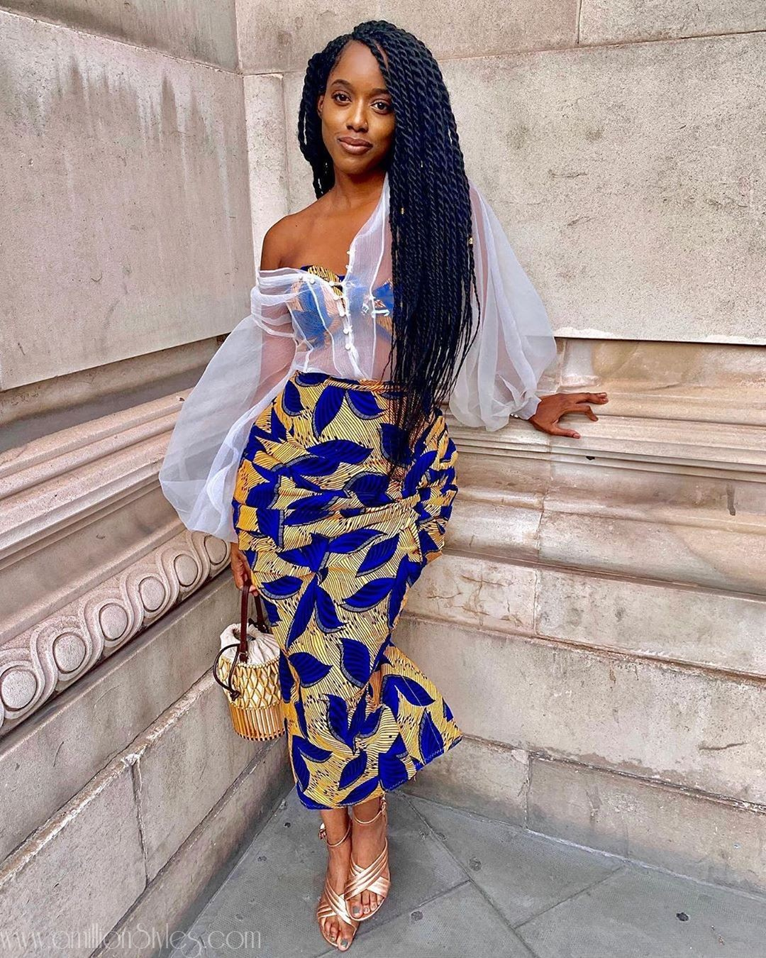 These 12 Stunning Ankara Styles Are Underrated
