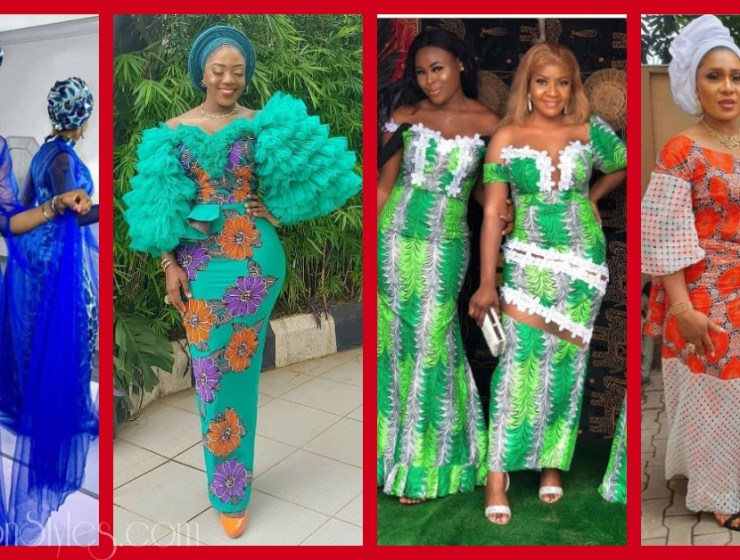 Latest Women's Ankara Styles-Volume 4