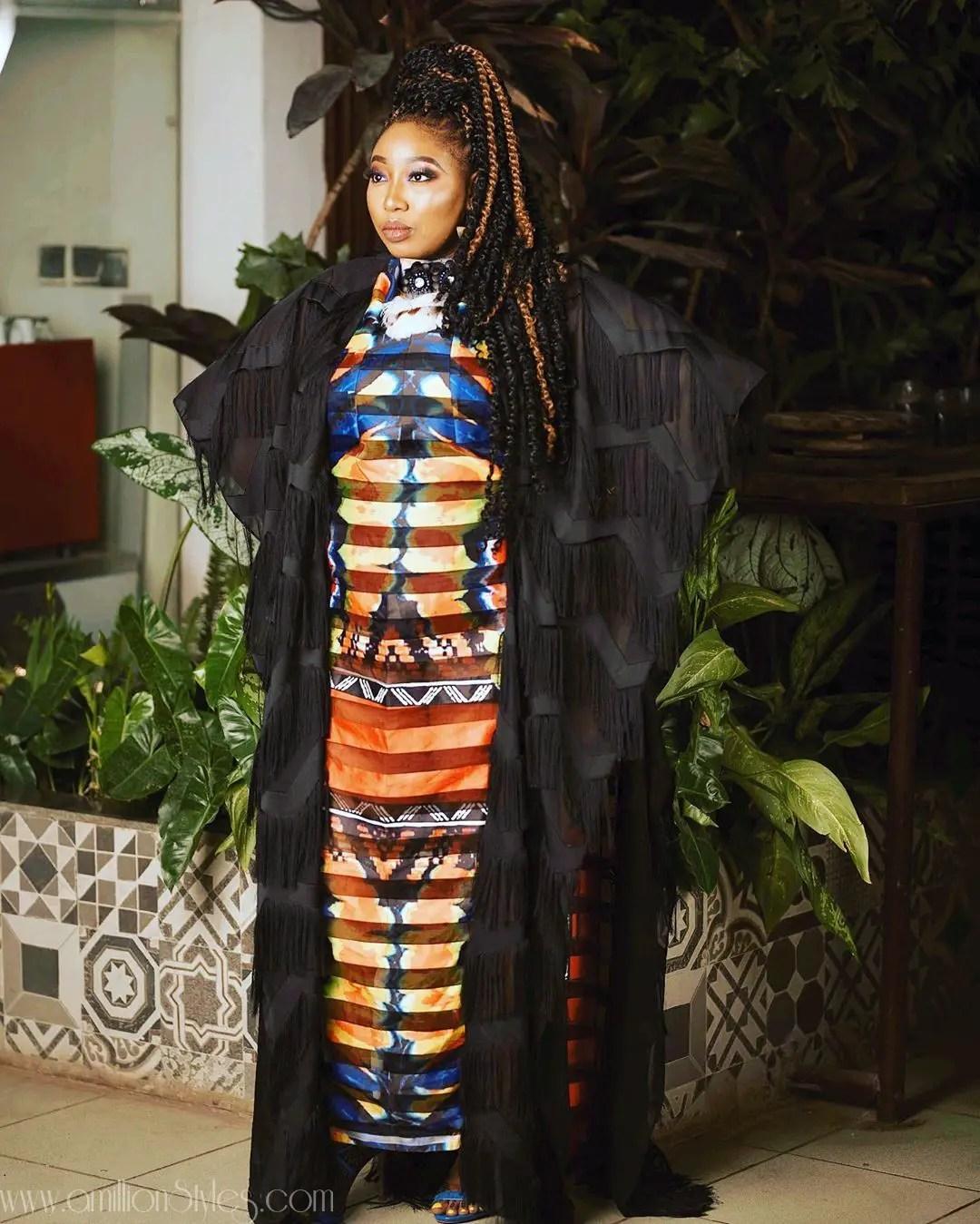 Latasha Ngwube Schools Us On How To Dress A Curvy Body