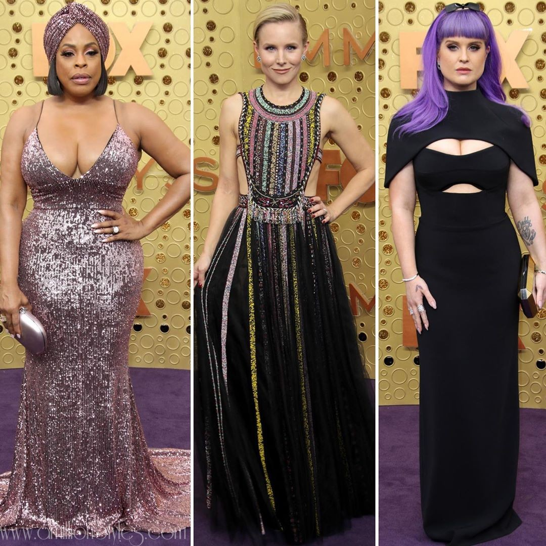 Celebrity Styles At The 2019 Emmy Awards - A Million Styles