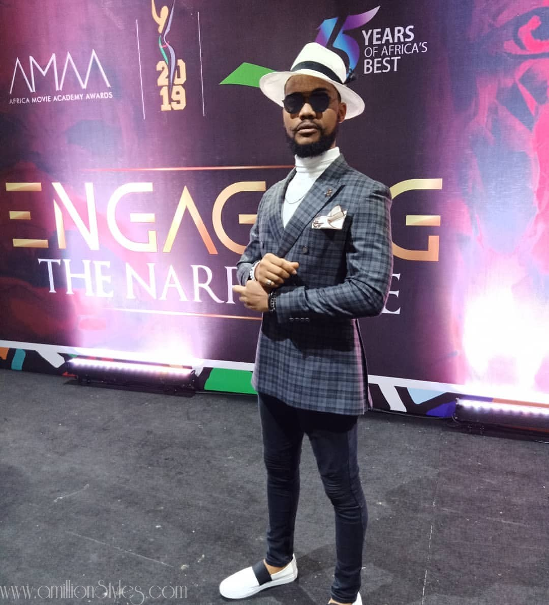 Our Favorite Looks From The AMAA 2019 Red Carpet