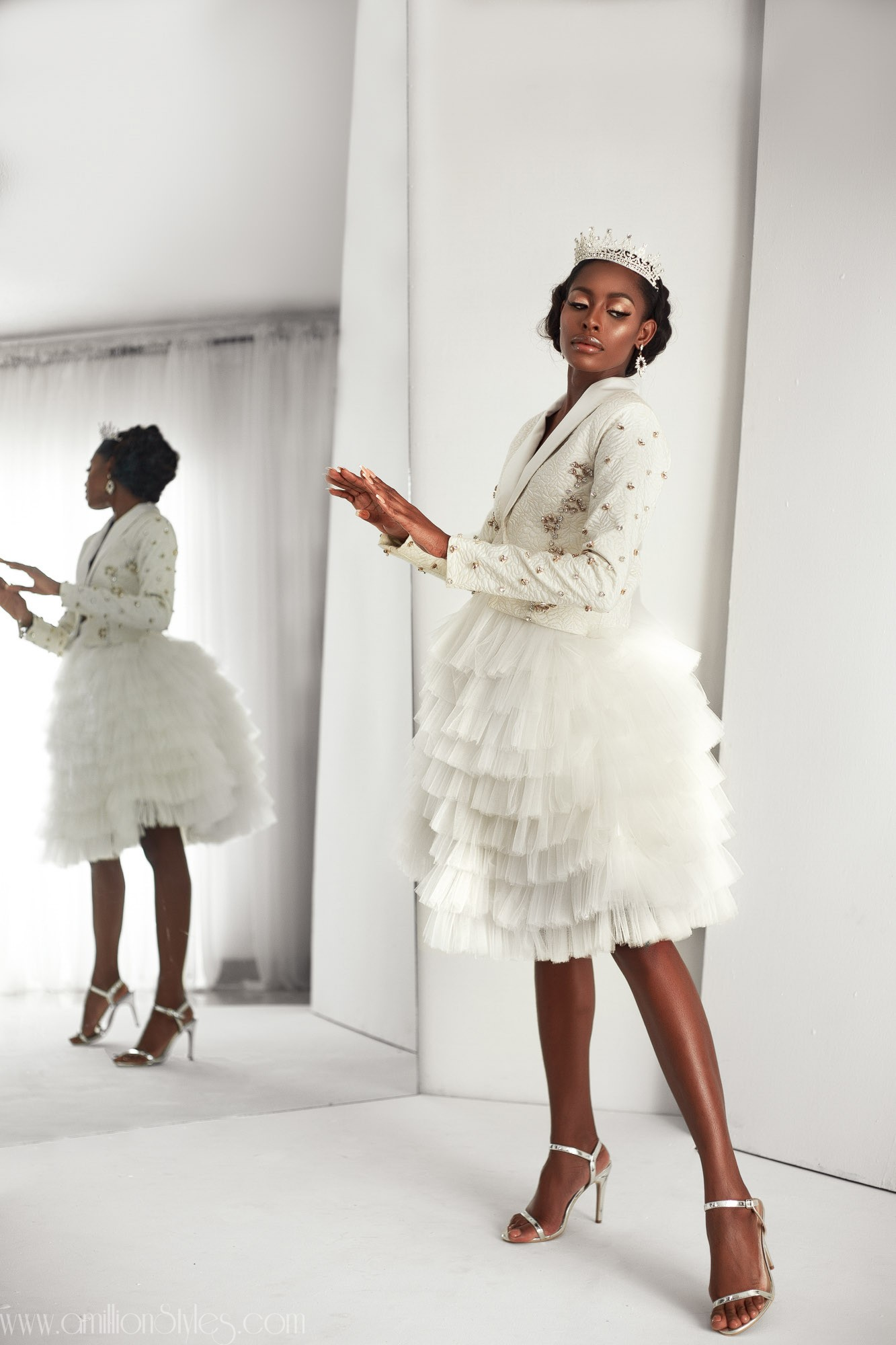 O'tra By Becca's Redefines Traditional Bride Looks