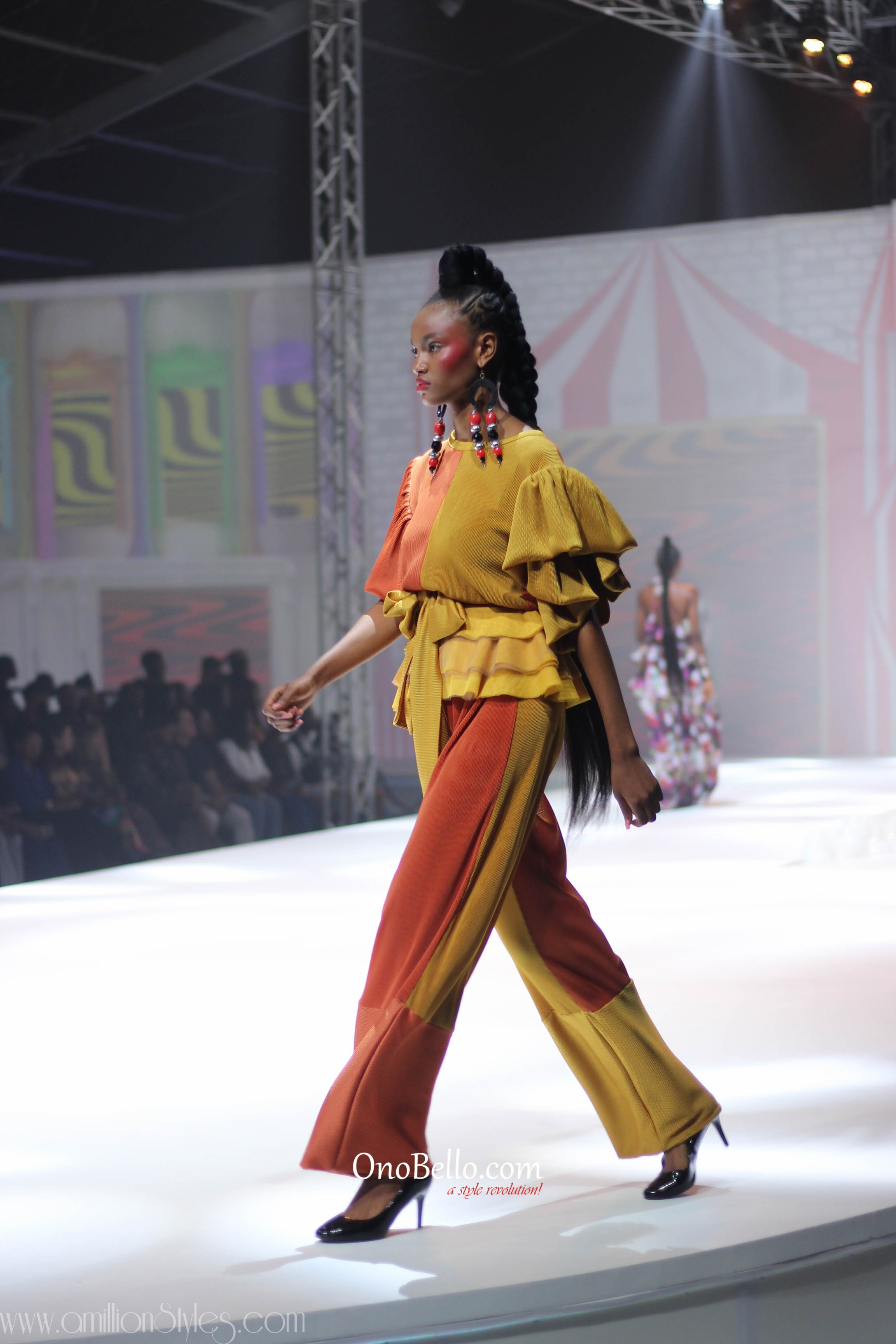 GTBank Fashion Weekend Day 1 Runway Fashion-Mantsho