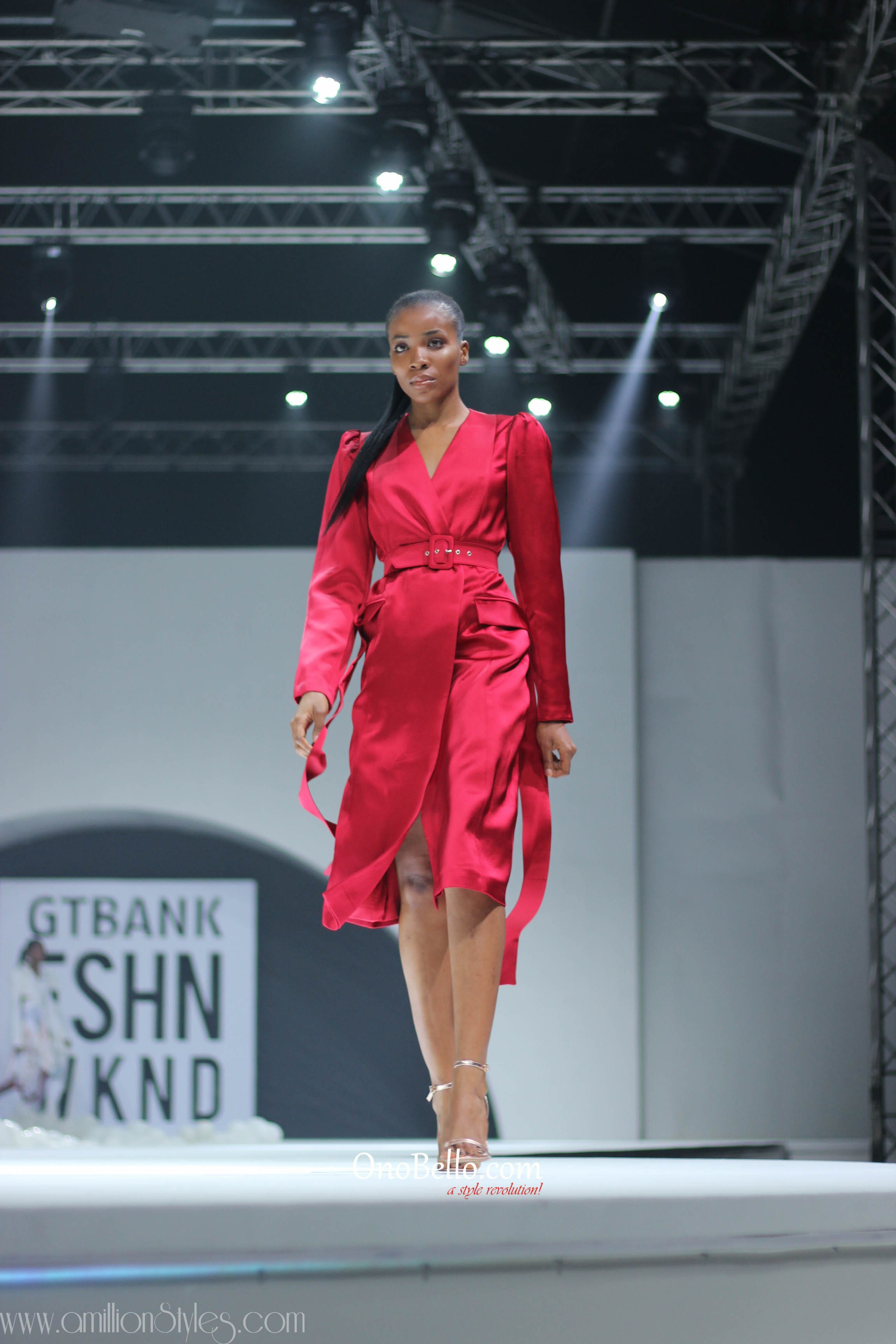 GTBank Fashion Weekend Day 1 Runway Fashion-Style Temple