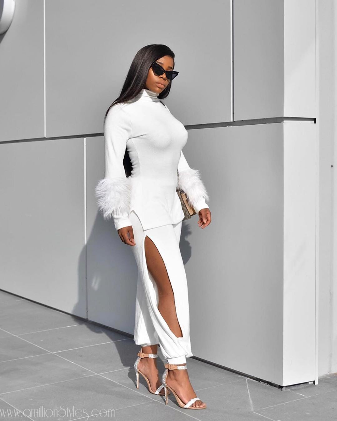 These Beautiful Women Will Make You Fall In Love With White Dresses