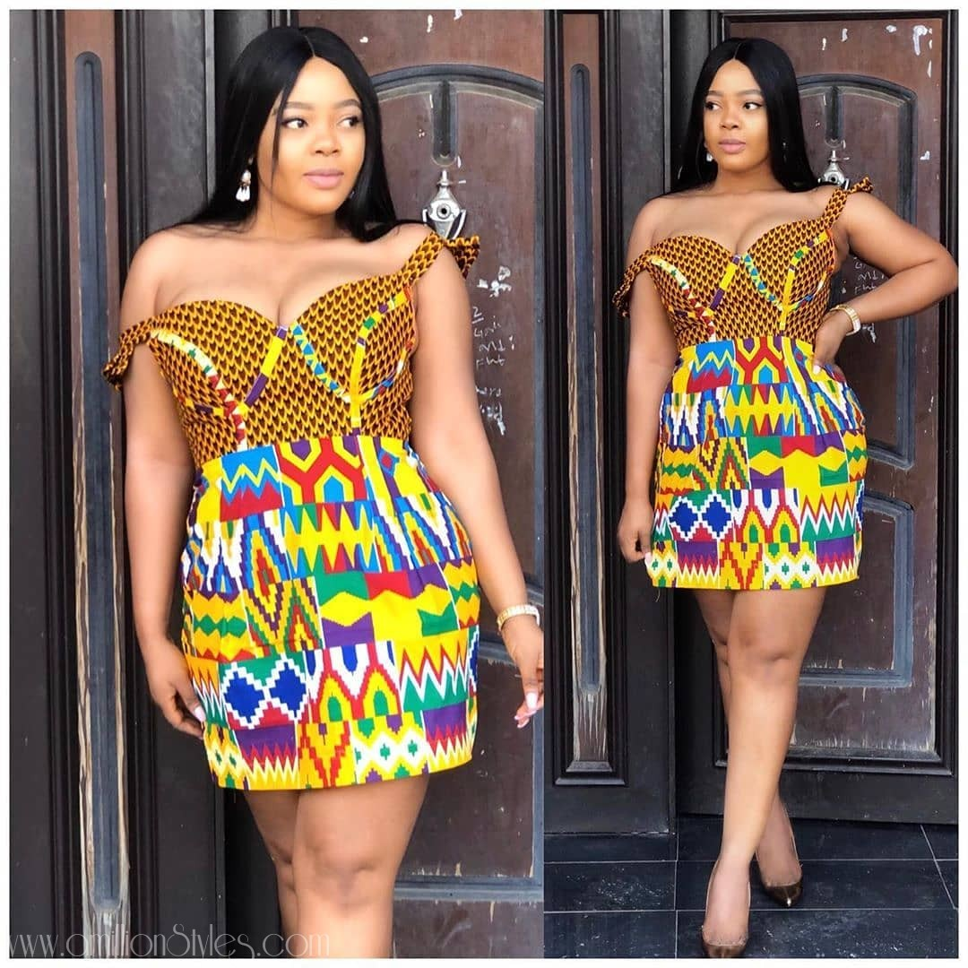 Here Are 9 Stylish Latest Ankara Styles For Today