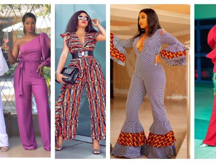 Which Of These Beautiful Jumpsuit Styles Would You Wear?