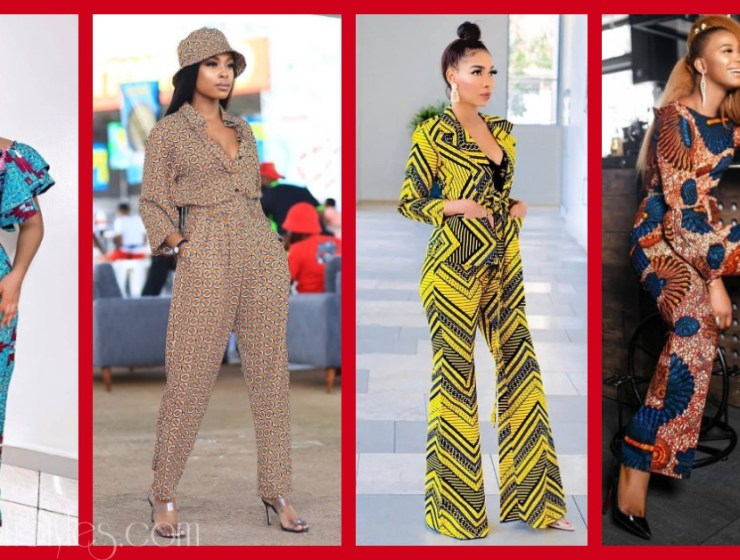 Latest Women's Ankara Styles-Volume 12
